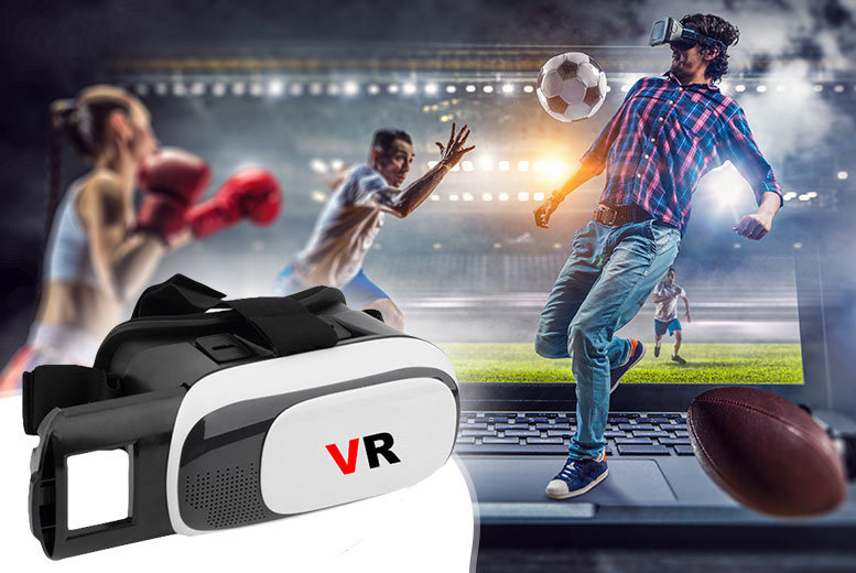 The Best Deal Guide - Smart View Virtual Reality Headset