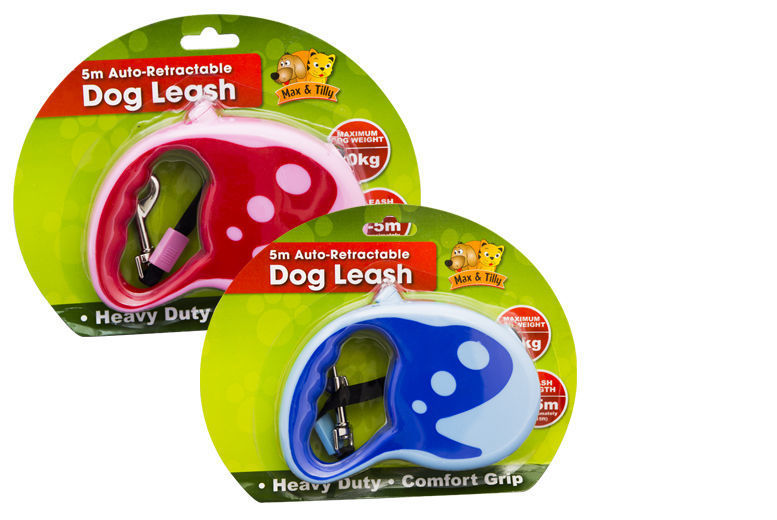 Retractable Dog Lead for £4.99