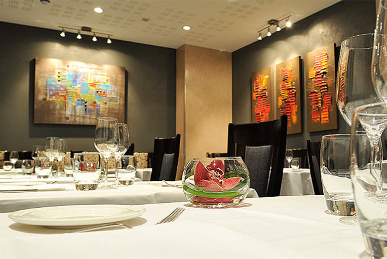 London: 4-Course Michelin Italian with Champagne for 2 @ Latium, Soho for £55