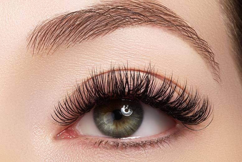 Sheffield: Lash & Brow Beauty Package @ The Hair Salon, Sheffield from £15