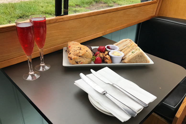 Liverpool: Boat Cruise, Afternoon Tea & Bubbly from £15
