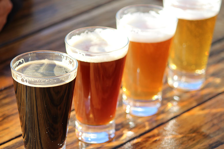 Gloucestershire: Brewery Tour With Tasting, Gloucestershire – 2 Or 4 People! from £14