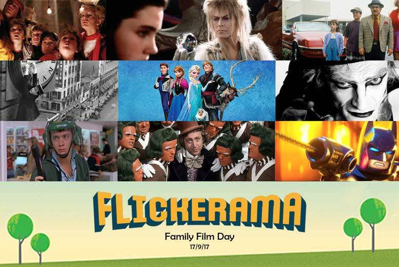 Birmingham: Flickerama Film Festival from £9