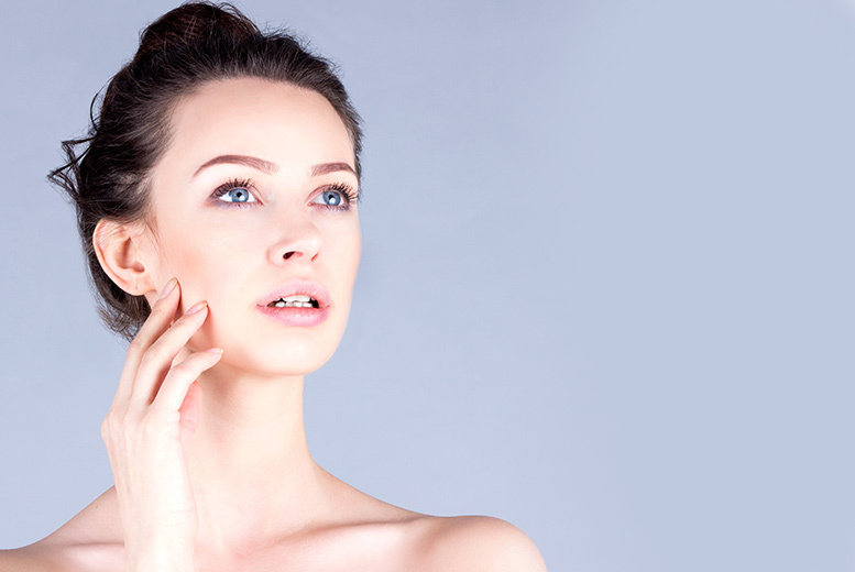 London: Dermal Filler 'Cheek Enhancement' @ Harley Street for £199