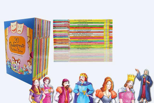 shakespeare children's books