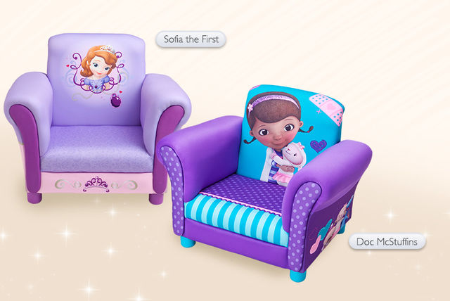 Kids Upholstered Chair 6 Designs