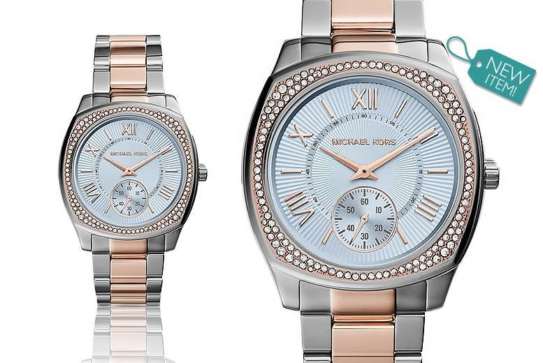 Ladies Michael Kors Byrn MK6136 Watch