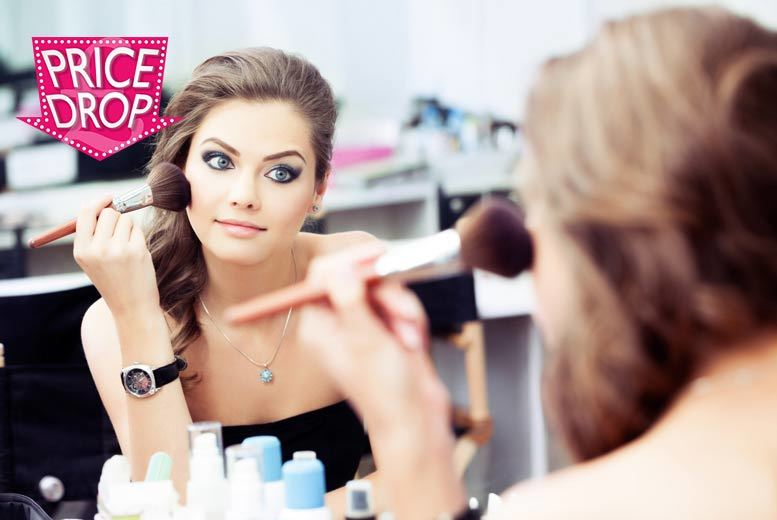 £24 instead of £299 (from JD Campus London) for an online BAC-accredited hair, makeup and bridal makeup course - save 92%