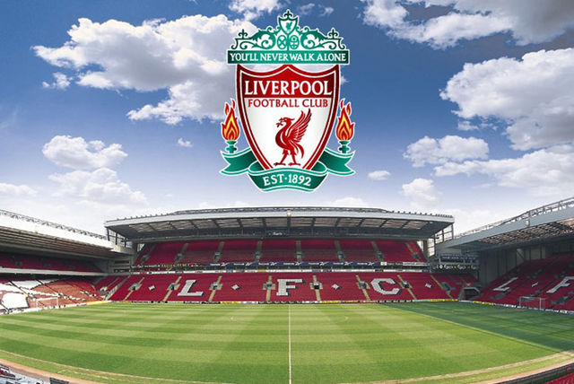 Liverpool Stadium Tour