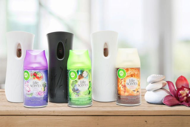 air wick freshmatic spray