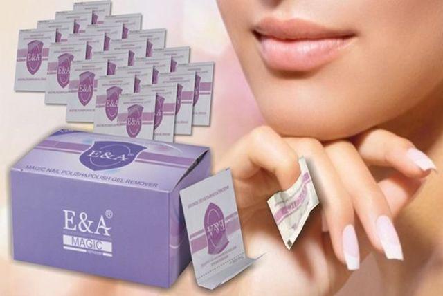gel nail polish removal wraps