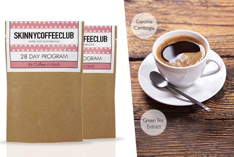 The Best Deal Guide - Skinny Coffee Club 8-Week Supply*