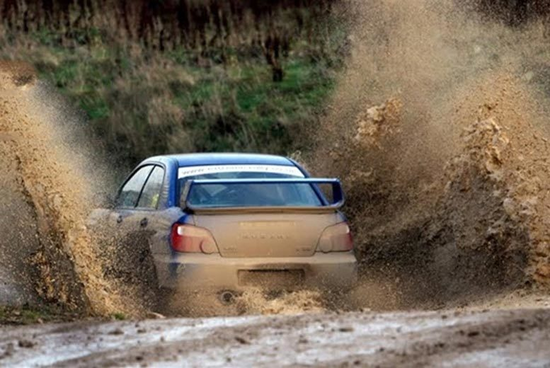 Sheffield:Supersprint Rally Driving Experience – 3 Locations! for £59