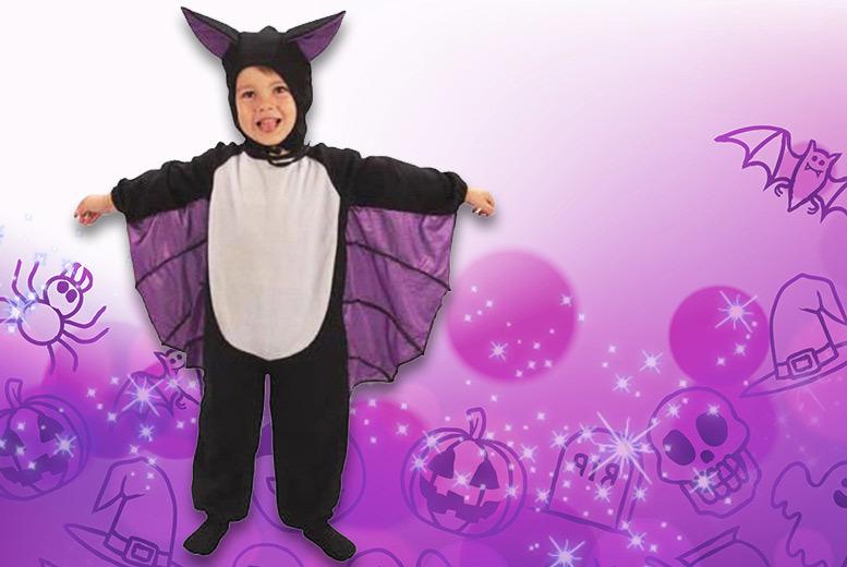 Toddler's Halloween Bat Costume for £6.99