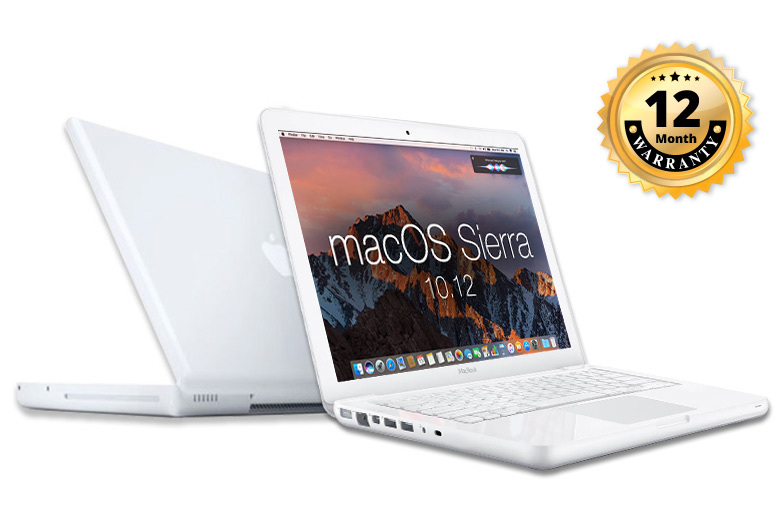 The Best Deal Guide - Apple MacBook A1342 with 250GB HDD, 10.12 Sierra & 12mth warranty