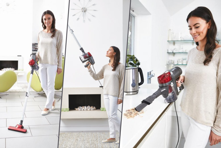 £39.99 instead of £149.99 for a Homark multi-cyclone vacuum cleaner - save 73%