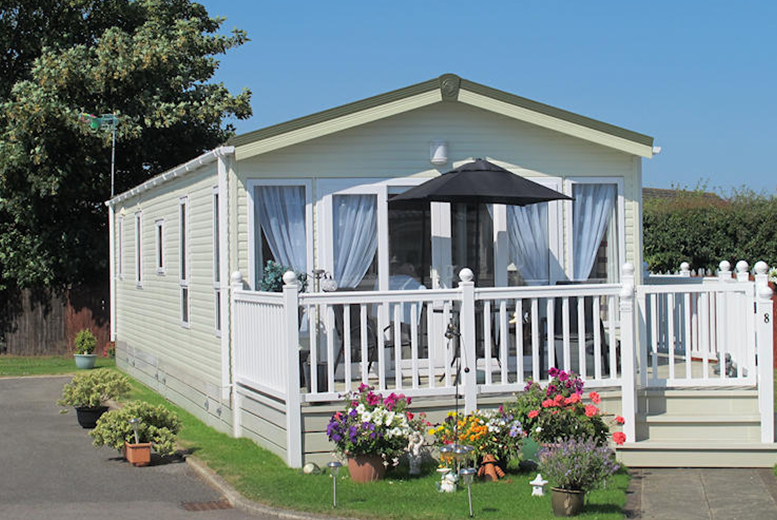 From £110 (from Hughes Caravans) for a three-night weekend or four-night weekday Blackpool caravan break for up to six people - save up to 60%