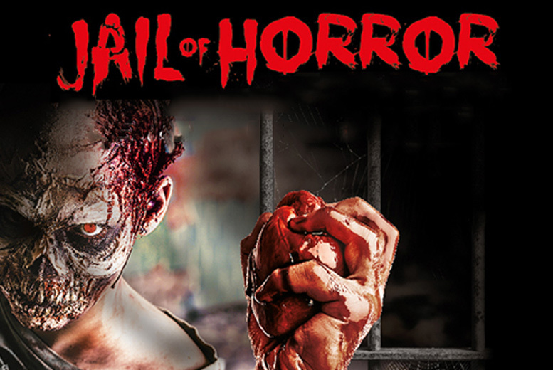 Belfast: Jail of Horror Tkt @ Crumlin Road Gaol – Live Scare Attraction! for £9.5