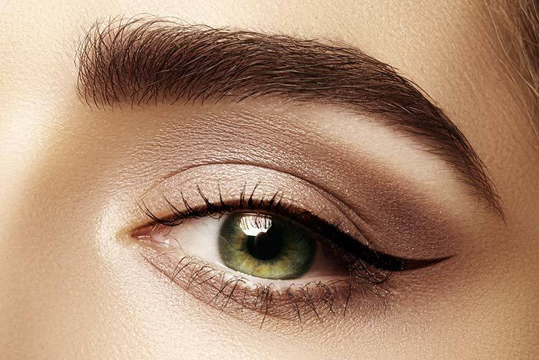 London: 4-in-1 3D Eyebrow Treatment Package for £14
