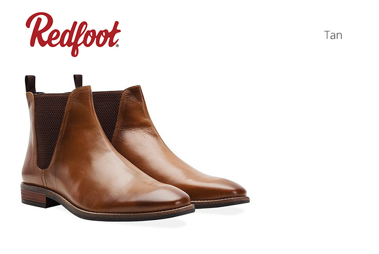 Men's Chelsea Boots – 2 Colours! for £34.99