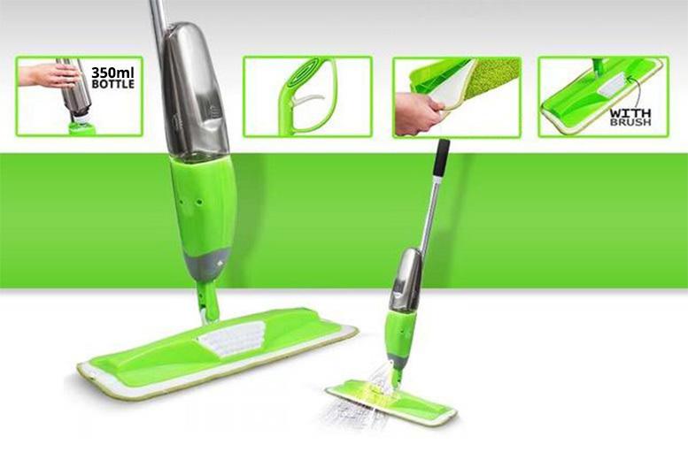 PowerZone Spray Mop for £9