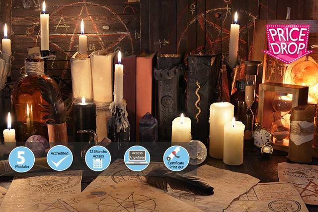 Accredited Wicca For The Modern Age Course