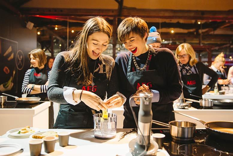 London: Ticket For Taste Of London Food Festival @ Tobacco Dock from £12