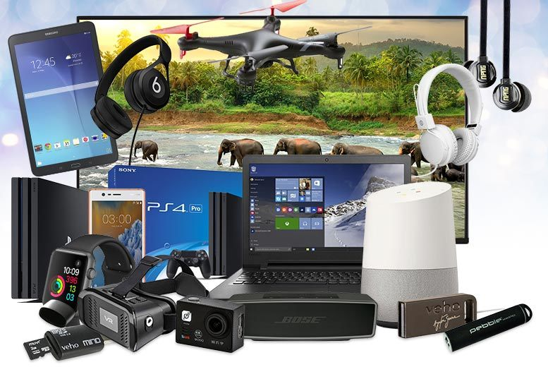 The Best Deal Guide - Mystery Electronics Deal - Sony, Lenovo, JVC, Veho & More!