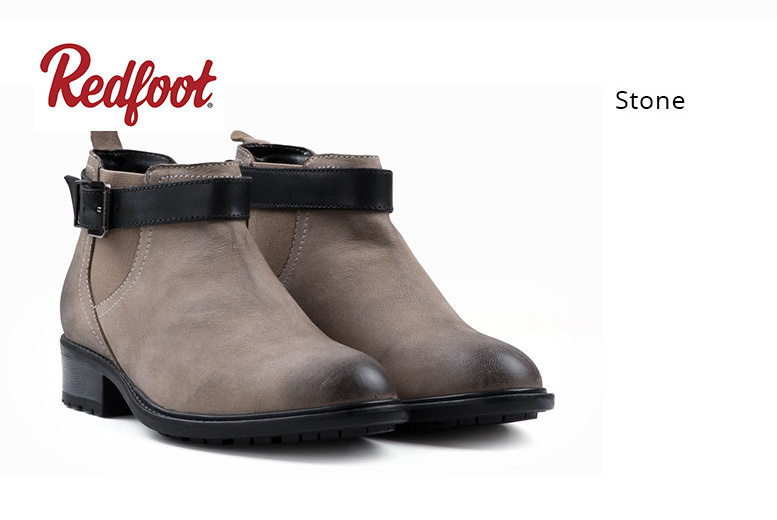 Strap Chelsea Boots – Sizes UK 3-8 & 2 Colours! for £39