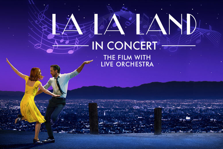 Blackpool: La La Land With Live Orchestra – 2 Locations! from £29