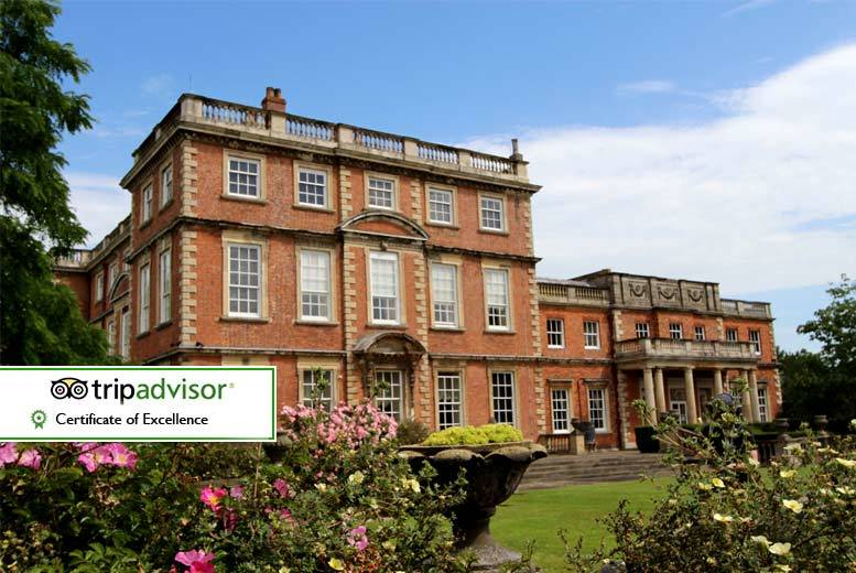 Leeds: Garden Entry for 2 @ Newby Hall & Gardens for £10