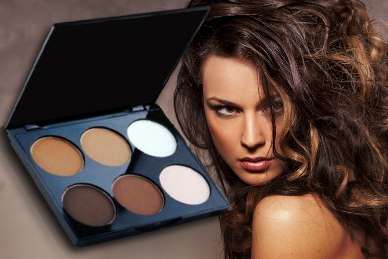 XL 6-Shade Contouring Palette