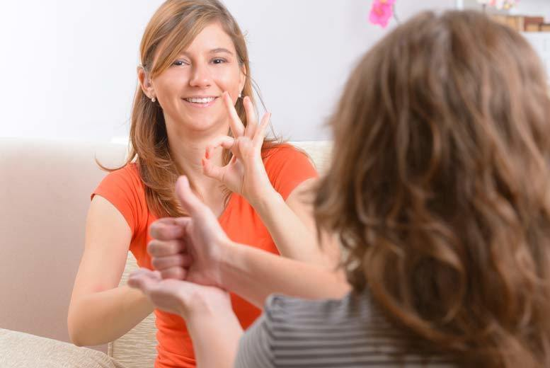 London: Sign Language Online Course for £16