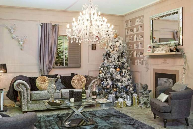 Manchester: 2 Christmas Ideal Home Show Tickets @ Event City, Manchester for £14
