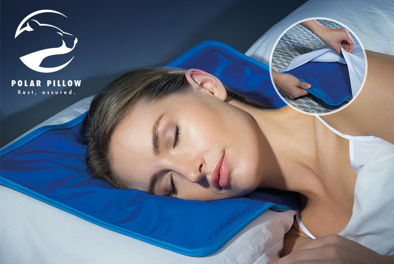 Cooling Gel Pillow from £5.99
