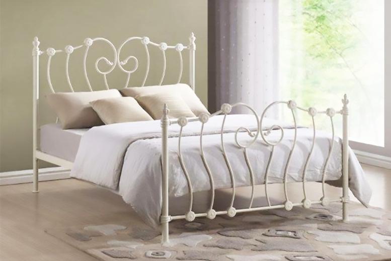 Inova Bed Frame & Mattress