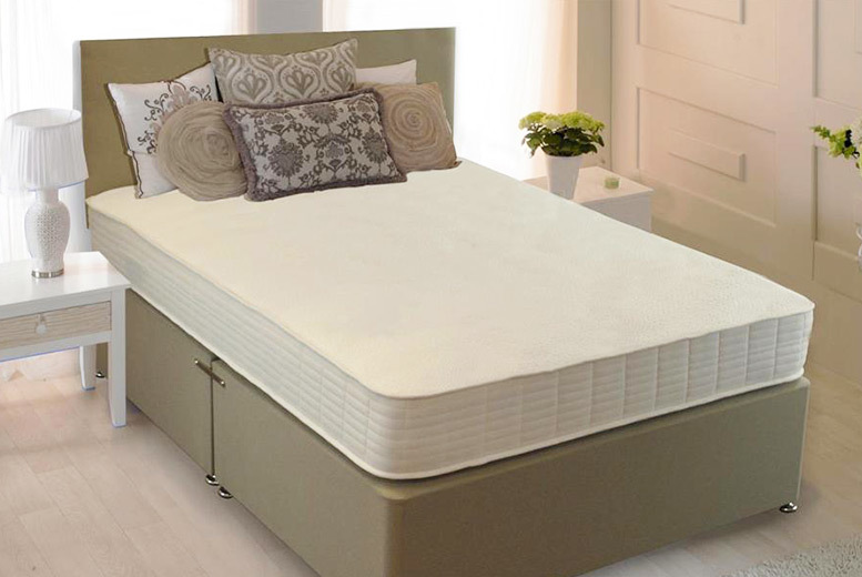 Silver Care Pocket Sprung 1000 Mattress