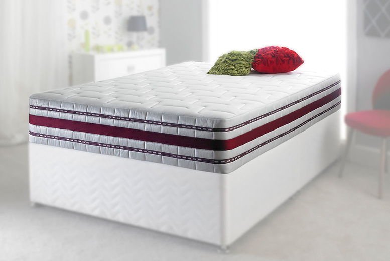 £159 (from Flamejar) for a double AeroFlow CoolBlue pocket 2000 mattress, or £189 for king size - save up to 71%