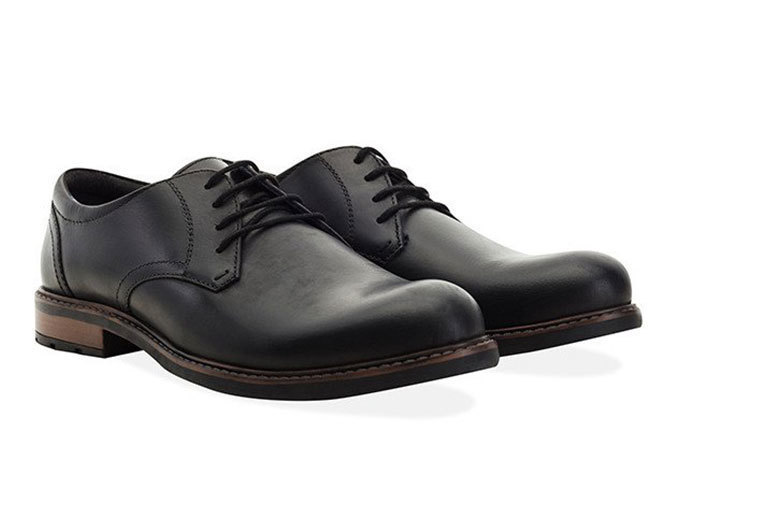 Men's Leather Derby Shoes for £29.99