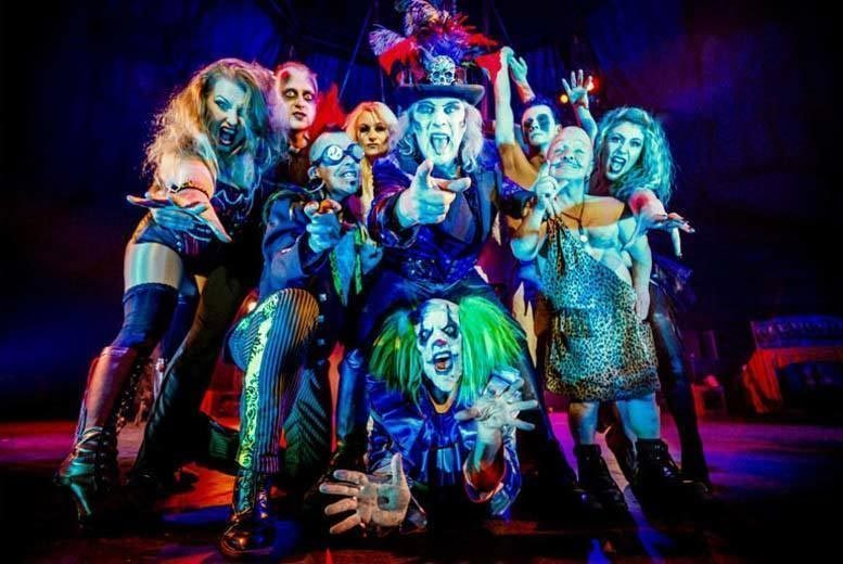 Blackpool: Circus of Horrors 'The Never-Ending Nightmare', Blackpool Pleasure Beach for £10