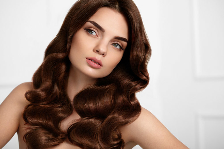 Belfast: Hair Package, Head Massage & Wine @ Jason Shankey, House of Fraser from £25