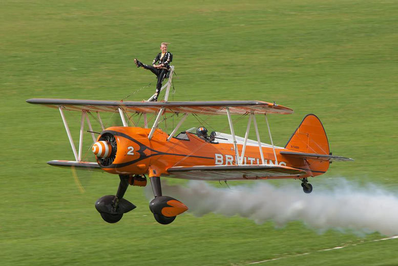 Northampton: Sywell Classic: Pistons & Props 2017 – Child, Adult or Family Tkt! from £3.5