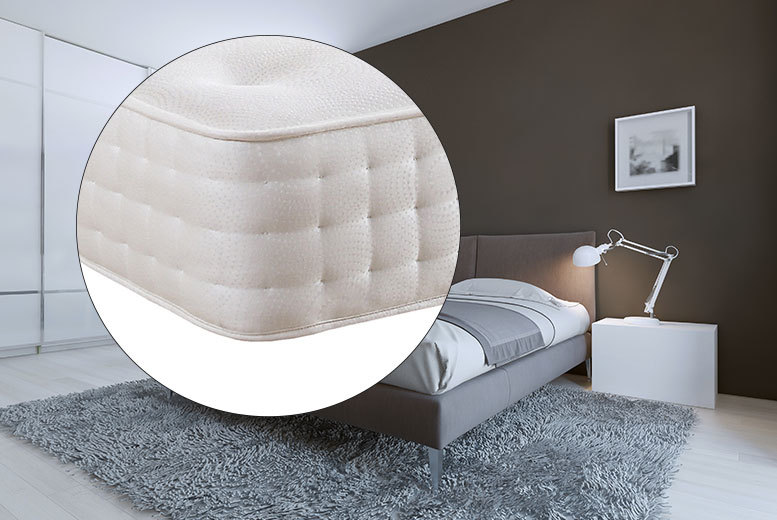 £129 instead of £549.01 (from Midnight Dreams) for a single pocket sprung mattress, £169 for a small double or double, £199 for a king - save up to 77%