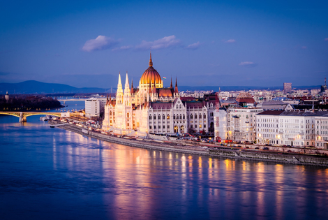 From £129pp instead of up to £177.25pp (from Weekender Breaks) for a 4* 4-night Rome & Budapest stay with breakfast and flights, from £189pp for 6 nights - save up to 27%
