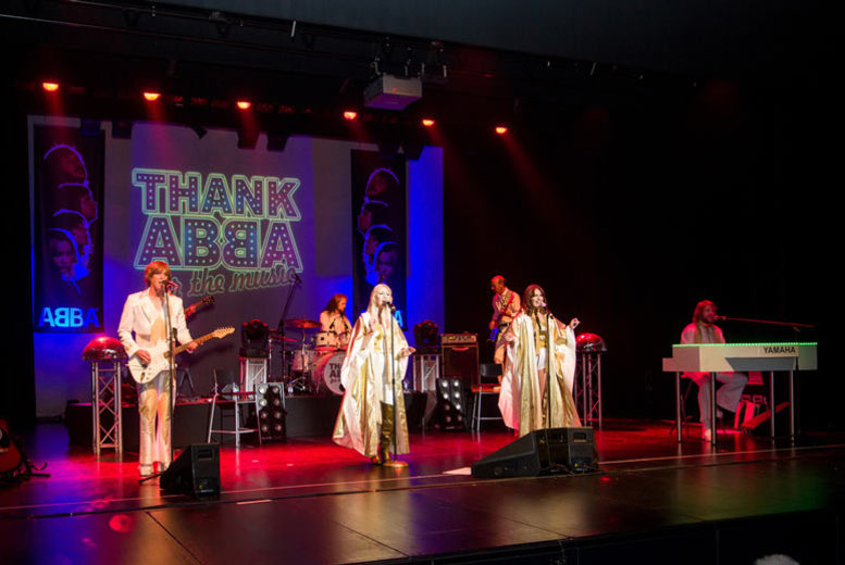 Newcastle: Thank ABBA For The Music Tribute Tour Tkt – 3 Locations! from £15