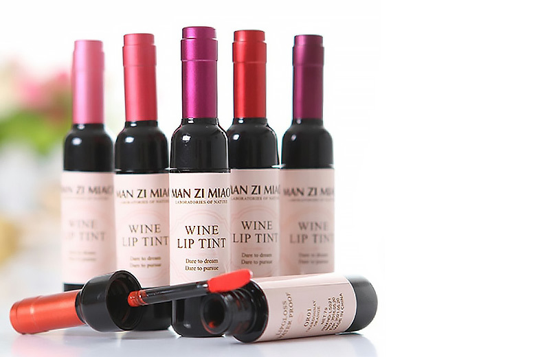3 Wine Lip Tints – Choice of Two Collections! for £5.99