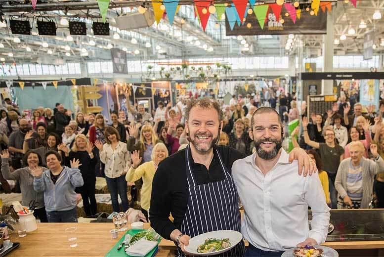 London: Eat and Drink Festival Christmas, Olympia – 5 Dates! from £13