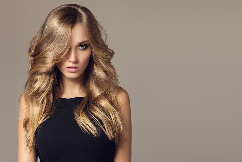 London: Wash, Cut & Blow Dry, Maida Vale for £19