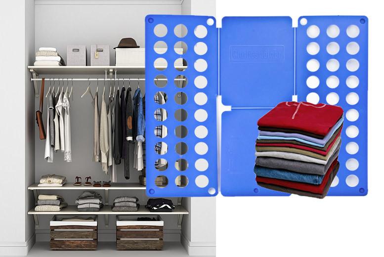 3-Step Laundry Folder for £4.99