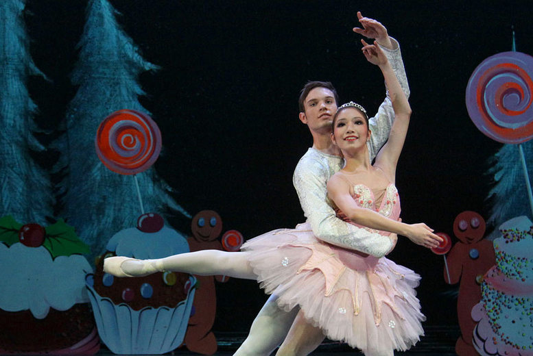Manchester: The Nutcracker Tkt @ The Dancehouse, Manchester from £10